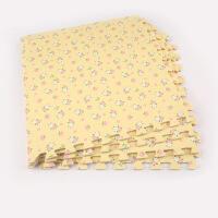 田园风儿童拼图泡沫地垫宝宝爬行垫60x60拼接地板垫卧室垫子加厚