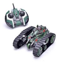 ?翻滚车特技车翻斗车遥控车玩具女孩男孩儿童充电动汽车幼儿园礼品