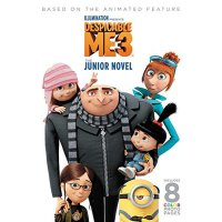 Despicable Me 3: The Junior Novel 神偷奶爸3 官方小说 英文原版 卑鄙的我 小黄人