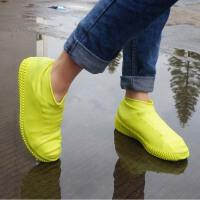 硅胶雨鞋套防水鞋套雨天加厚防滑耐磨底男女儿童户外橡胶乳胶防雨