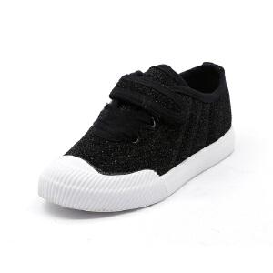 比比我 2017儿童休闲鞋春秋新款大童男鞋