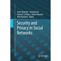 【预订】Security and Privacy in Social Networks 9781493901227
