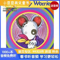 Wemberly Worried 爱担心的小老鼠 [4-8岁]