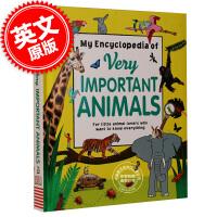 现货 DK 我的重点小百科:动物百科 英文原版 DK My Encyclopedia of Very Importan