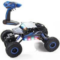 遥控车四驱越野车攀爬车大脚车漂移赛车男孩充电玩具车遥控汽车