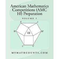 英文原版 美国数学竞赛 (AMC 10) 备考1 American Mathematics Competitions