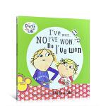 英文原版 Charlie&Lola I've Won, No I've Won, No I've Won 不 我赢了!