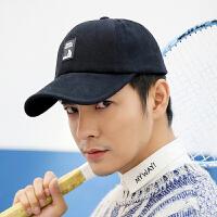 帽子男士秋冬季休闲鸭舌帽韩版潮中老年帽户外夏天青年运动棒球帽