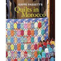 【预订】Kaffe Fassett's Quilts in Morocco: 20 Designs from Rowan
