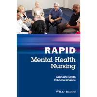 【预订】Rapid Mental Health Nursing 9781119045007