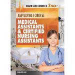 【预订】Jump-Starting Careers as Medical Assistants & Certified