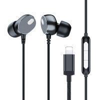 �O果7�S枚��C原�biPhone7plus/i7p/8/x/xs/11入耳式正品手�C耳塞xr/max扁�^ipad有�lig