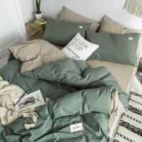 床单四件套包裹式公主风单人夏季斗音同款放假客卧夏秋季单人床
