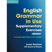 【预订】English Grammar in Use Supplementary Exercises with Ans