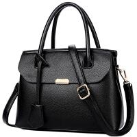 手提包女款包包2018新款真皮女包女士韩版百搭大包时尚斜挎手拎包