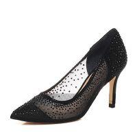 STACCATO/思加图2017春季专柜同款网布女单鞋9UE37AQ7