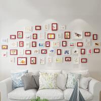 大墙面照片墙装饰相框墙创意个性客厅简约现代挂墙相框组合相片墙