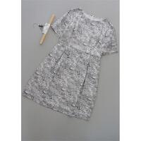 拉[N52A-301]专柜品牌2598正品桑蚕丝女裙子女装连衣裙0.24KG