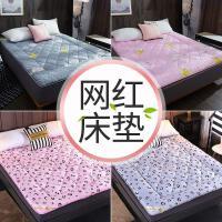 垫背1.5单人床垫铺床软垫135被子订做1.2素色加厚190家用经济型
