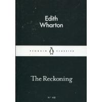 现货英文原版 企鹅经典 小黑书 罪恶的代价 The Reckoning 伊迪丝.华顿Edith Wharton 英文小说