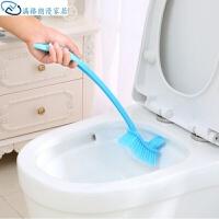 创意马桶刷背部毛刷设计卫生间刷地板厕所死角缝隙清洁刷