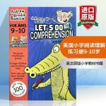 华研原版 英国小学英语阅读理解练习册9-10岁 英文原版小学教材书籍 Let's do Comprehension 进