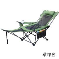户外折叠椅午休午睡椅休闲靠背椅沙滩椅凳躺椅子钓鱼椅轻小