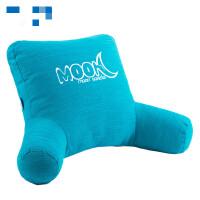 �o腰靠�|�k公室腰枕午睡枕神器抱枕椅子汽�靠枕座椅靠背�|家用夏
