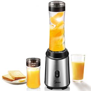 (支持礼品卡支付)【美的官方旗舰店】Midea美的榨汁机MJ-WBL2501A  WBL2501A 榨汁机便携式