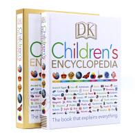 英文原版DK儿童百科全书 DK Children's Encyclopedia 少儿百科系列 十万个为什么 精装全彩版