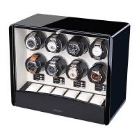 机械表摇表器 自动上弦手表晃表器转表器摇摆器 8转表位+6存表位 黑白配