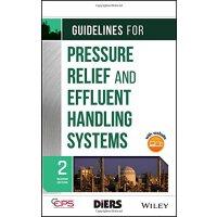 【预订】Guidelines for Pressure Relief and Effluent Handling Sy