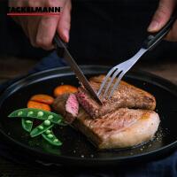 德国法克曼Fackelmann锯齿刀 牛排刀牛排叉套装 电木柄四件装 5225581