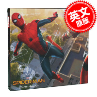 [现货]蜘蛛侠:返校日/英雄归来 英文原版 Spider-Man: Homecoming - The Art of the Movie 电影艺术设定画册 Marvel
