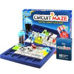 美国thinkfun电路迷宫儿童玩具男孩7-9岁益智玩具智力拼装女孩8岁