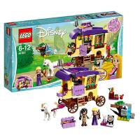 【当当自营】乐高LEGO 迪士尼公主系列 41157 长发公主的旅行大篷车