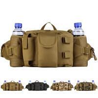 军迷带水壶腰包旅行手提包户外徒步登山用品运动腰包