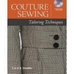 【预订】Couture Sewing: Tailoring Techniques [With DVD ROM]