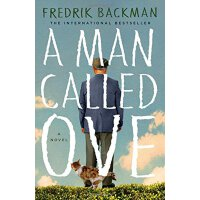 【现货】英文原版 A Man Called Ove 一个叫欧维的男人决定去死 纽约时报畅销书 同名电影原著 平装版