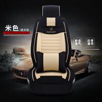 2017新款名爵锐腾MG3轩逸逍客全包网布商务坐垫四季汽车座套
