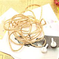 相片墙麻绳照片夹子组合创意可爱卡通木制相片夹留言便签夹小木夹