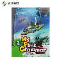 原版进口 语法专项第二版My First Grammar 3级别练习册 少儿英语 初级语法