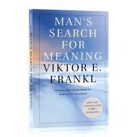 活出生命的意义 美版Man's Search for Meaning英文原版小说 维克多・弗兰克尔 Viktor E.