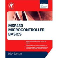 【预订】MSP430 Microcontroller Basics