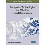 【预订】Geospatial Technologies for Effective Land Governance 9