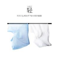 冰丝男士内裤平角裤一片式无痕性感透明青年透气大码四角裤头
