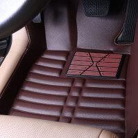 专车专用一次成型热压痕防水全包围后连体汽车脚垫