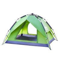 户外帐篷全自动家庭野外露营帐篷户外双人帐篷