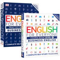 DK人人学英语 商务英语1 英文原版书 English for Everyone Business English L
