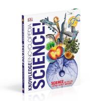英文原版 DK知识百科全书:科学 Knowledge Encyclopedia Science!